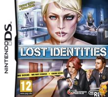 Lost Identities (DSi Enhanced) (E) Box Art