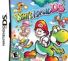 Yoshi's Island DS (v01) (U) Box Art