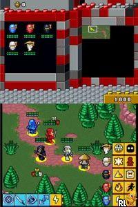 LEGO Battles - Ninjago (U) Screen Shot