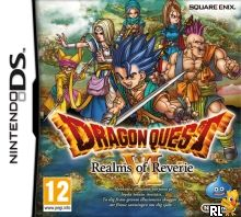 Dragon Quest VI - Realms of Reverie (E) Box Art