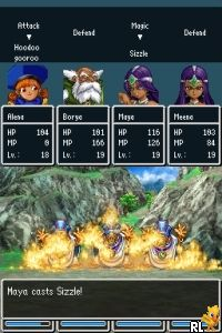 Dragon Quest VI - Realms of Reverie (E) Screen Shot