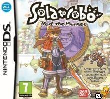 Solatorobo - Red the Hunter (DSi Enhanced) (E) Box Art