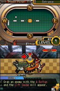 Solatorobo - Red the Hunter (DSi Enhanced) (E) Screen Shot