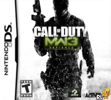 Call of Duty - Modern Warfare 3 - Defiance (U) Box Art