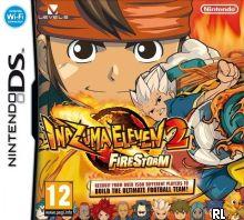 Inazuma Eleven 2 - Firestorm (E) Box Art